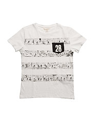 Mickey Mouse t-shirt - NATURAL WHITE