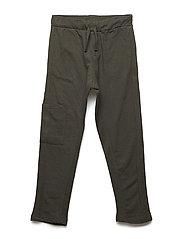 Cotton jogging trousers - BEIGE - KHAKI