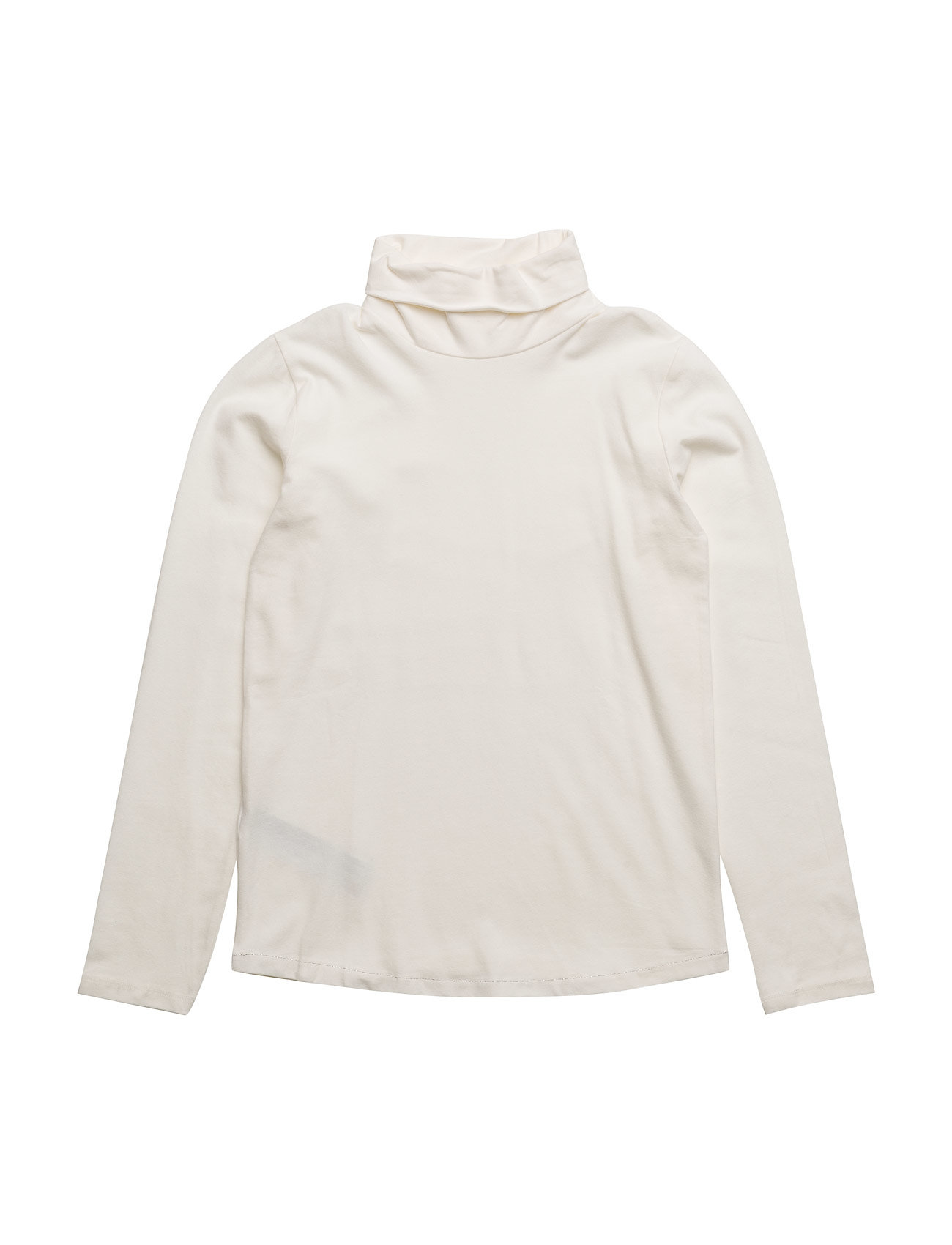 Turtleneck Cotton T-Shirt thumbnail
