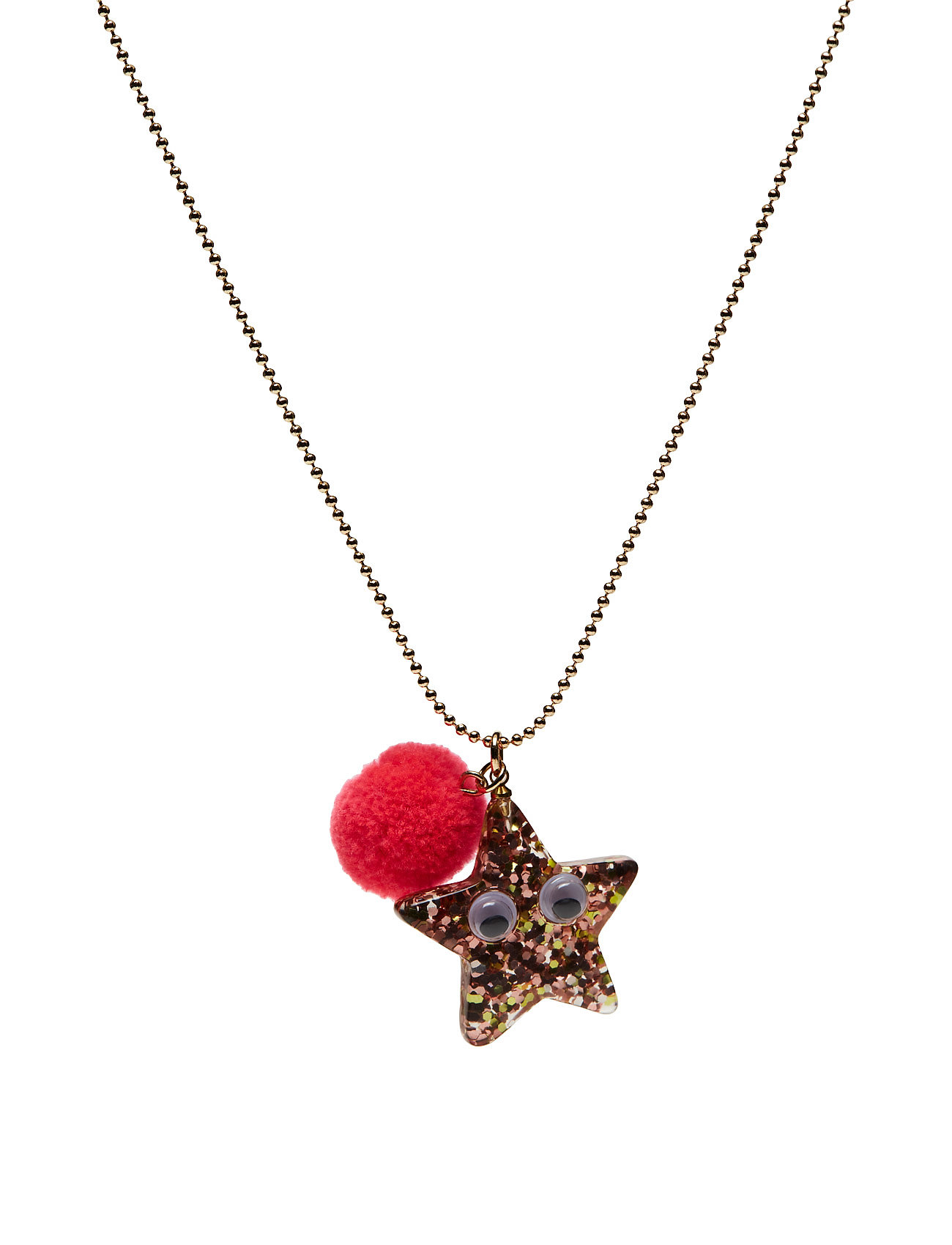 Pendant Chain Necklace Mango Kids Accessories til Piger i