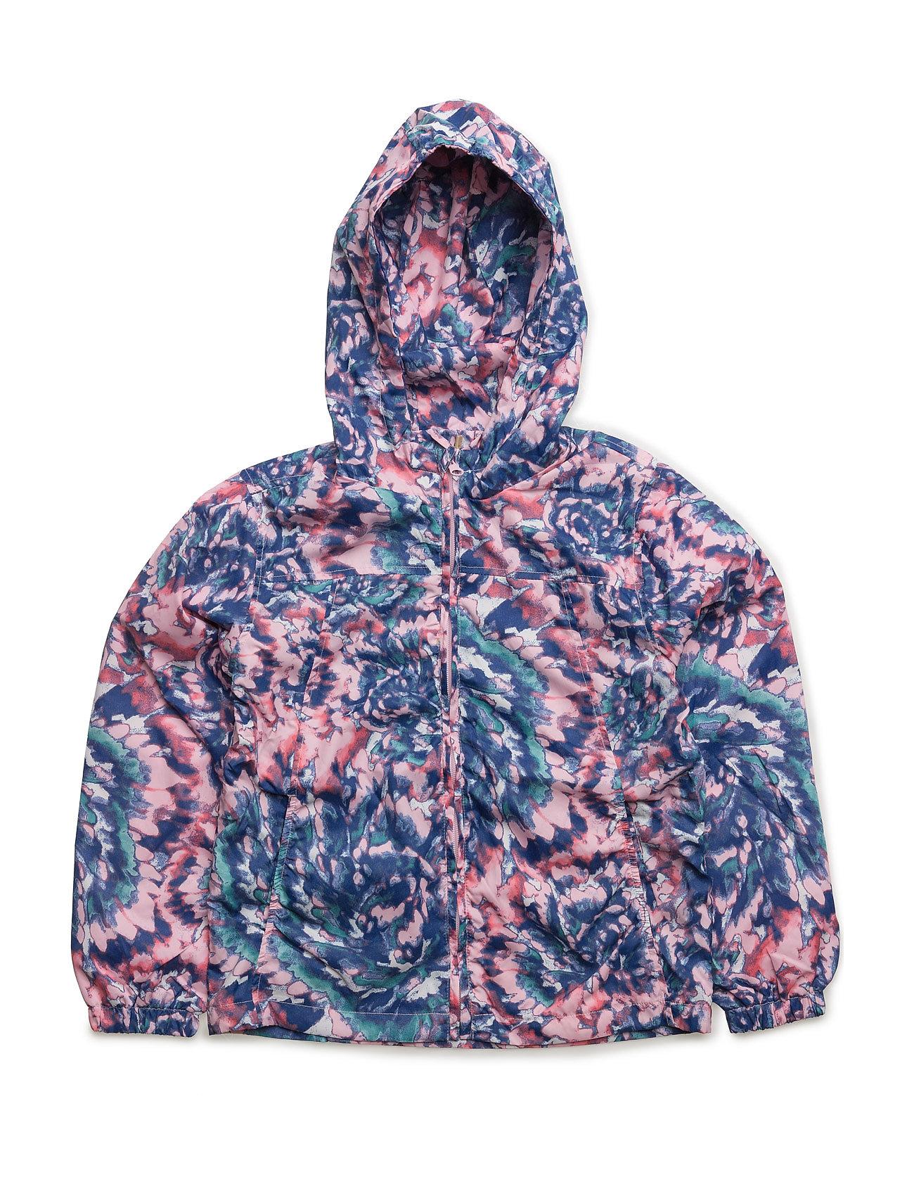 Raincoat Hooded Jacket Mango Kids Overtøj til Piger i