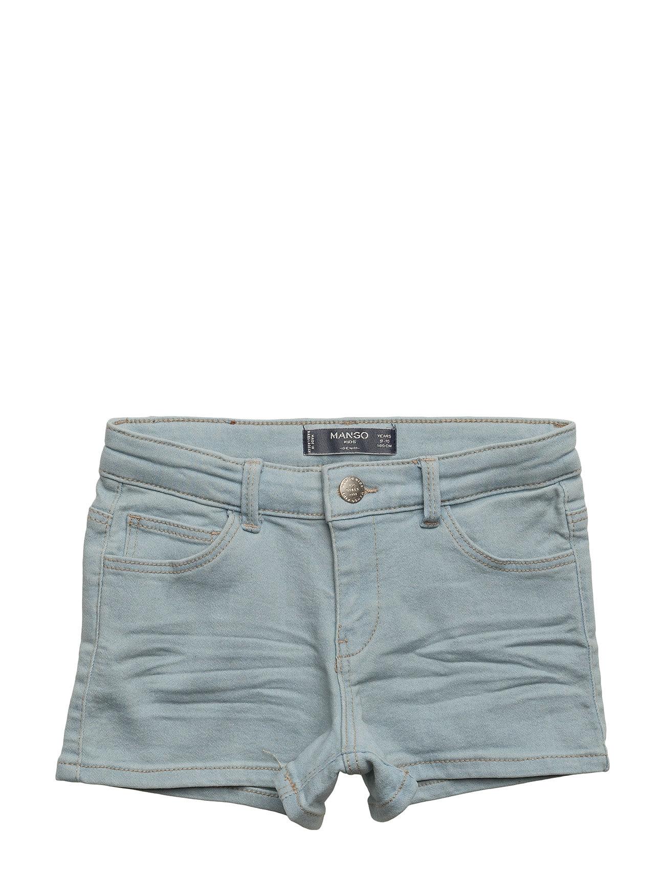 Denim Shorts Mango Kids