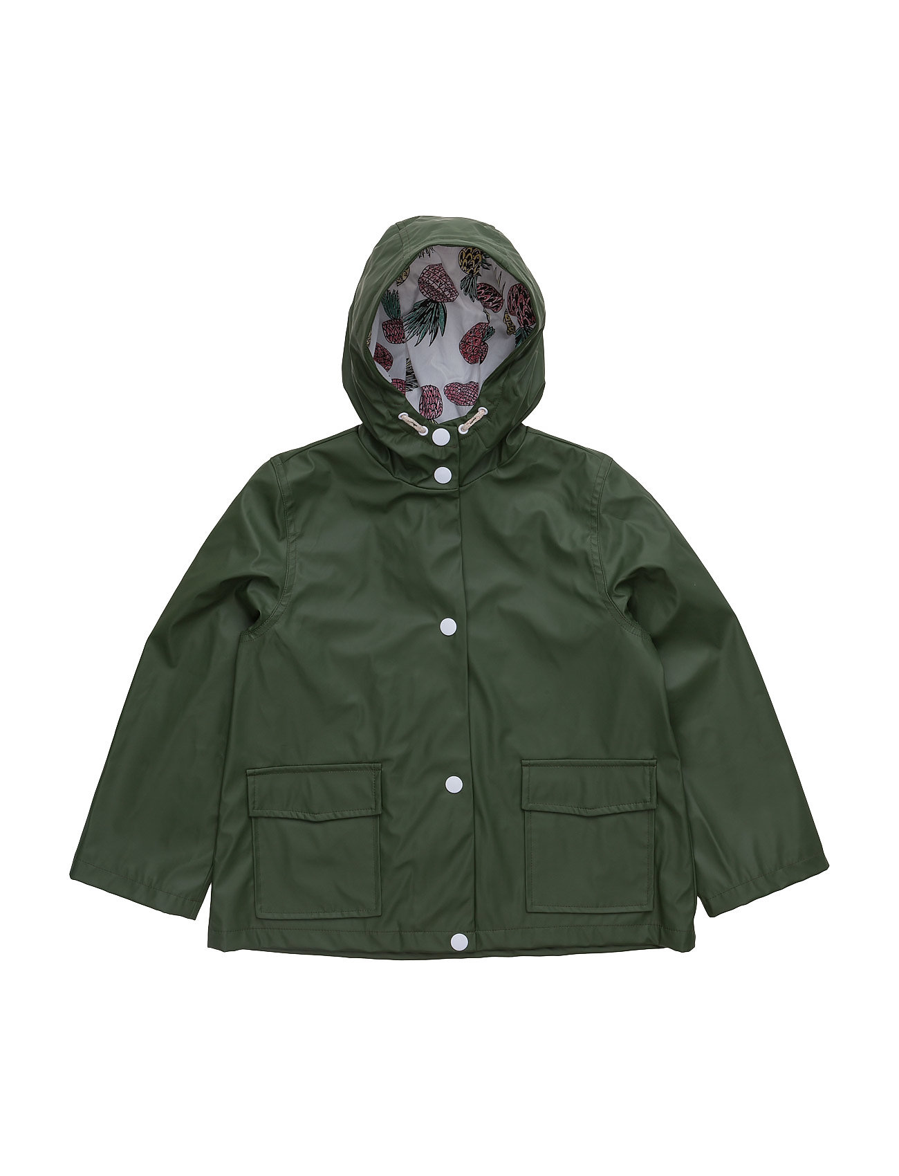 Water-Repellent Hooded Jacket Mango Kids Jakker & Kåper til  - MoteJakten.no