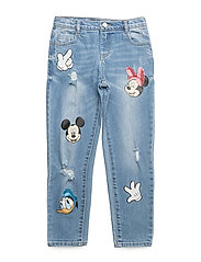 Disney regular jeans - OPEN BLUE