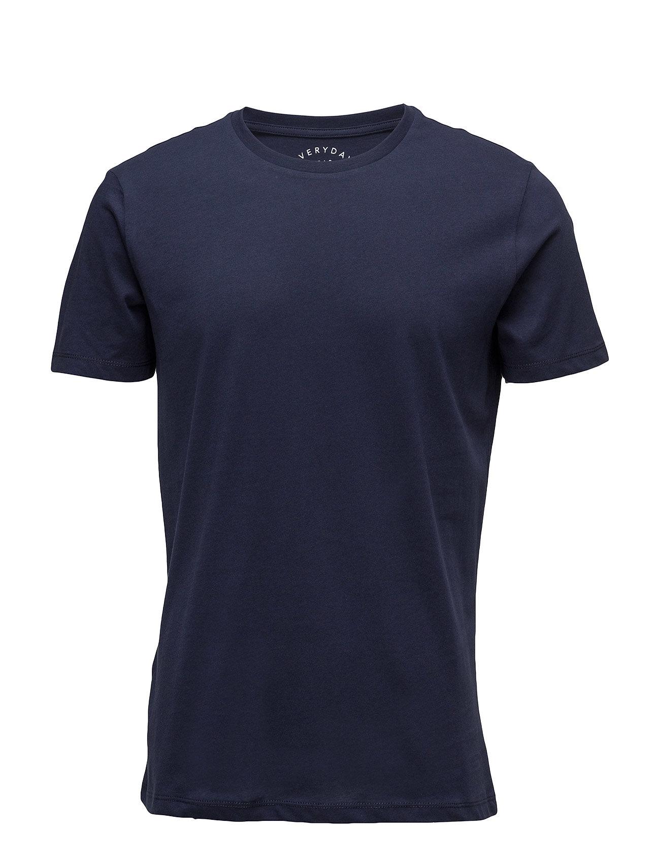 Essential Cotton-Blend T-Shirt Mango Man Kort-Hylsa