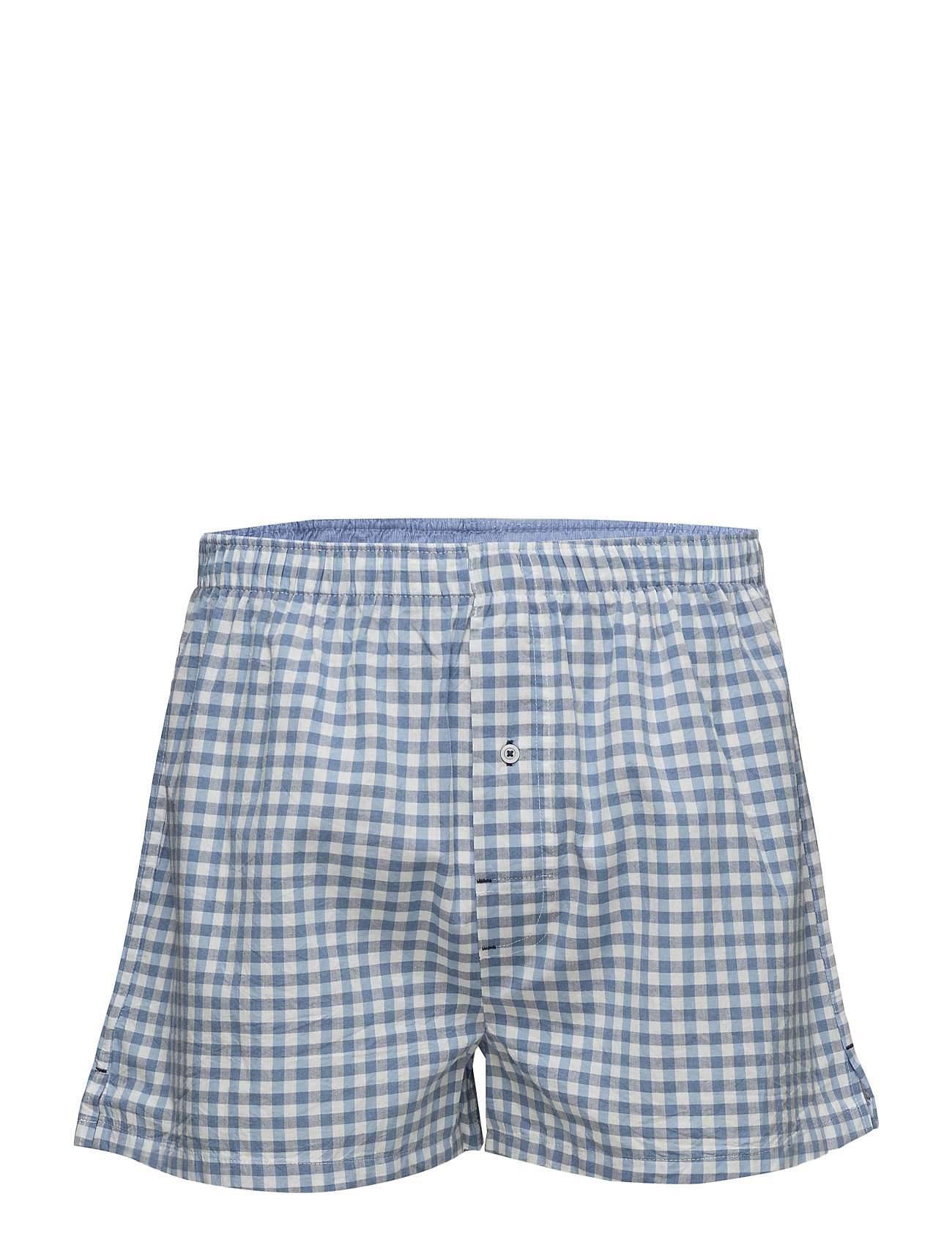 Check Cotton Boxer Shorts thumbnail