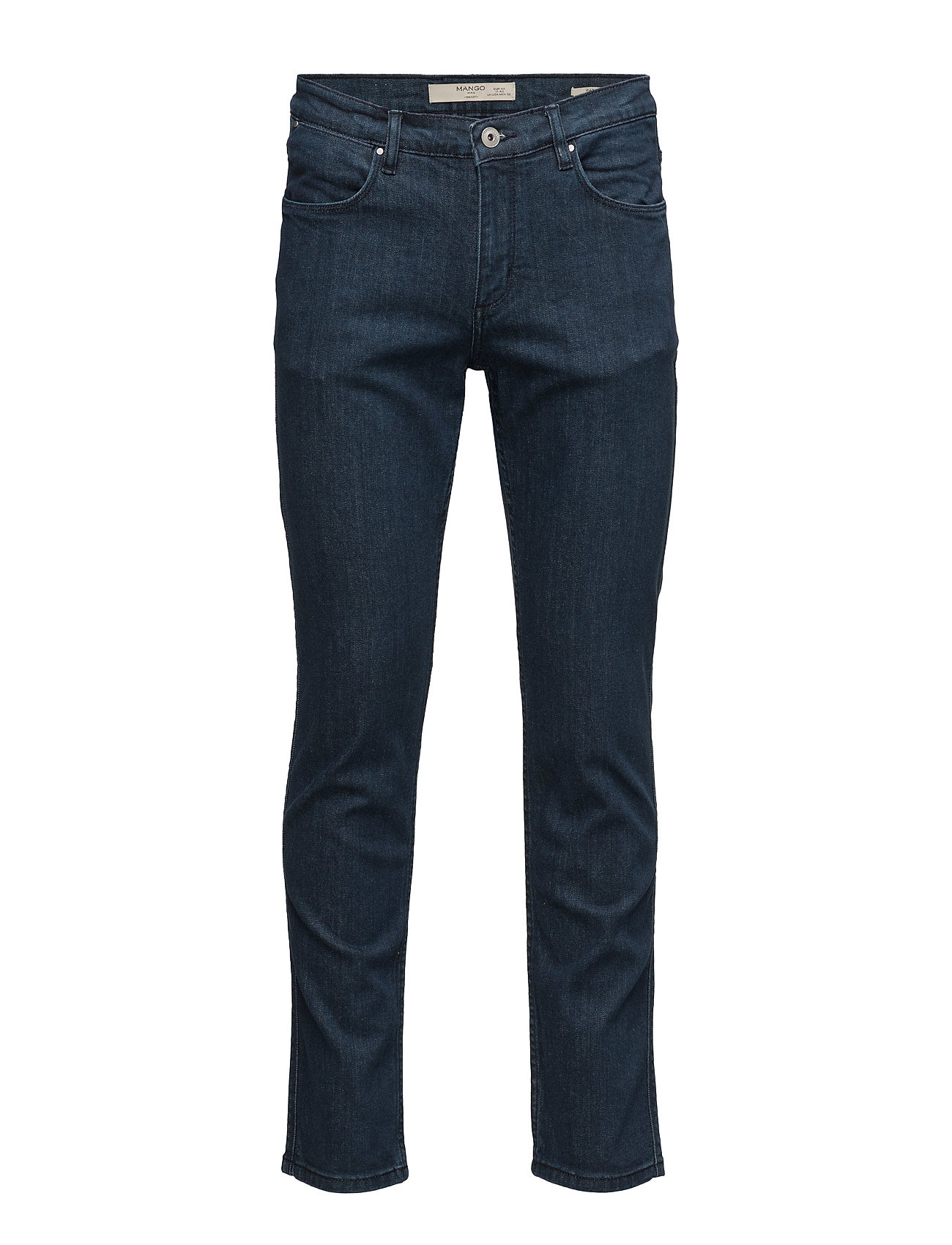 mango man Slim-fit dark wash patrick jeans på boozt.com dk