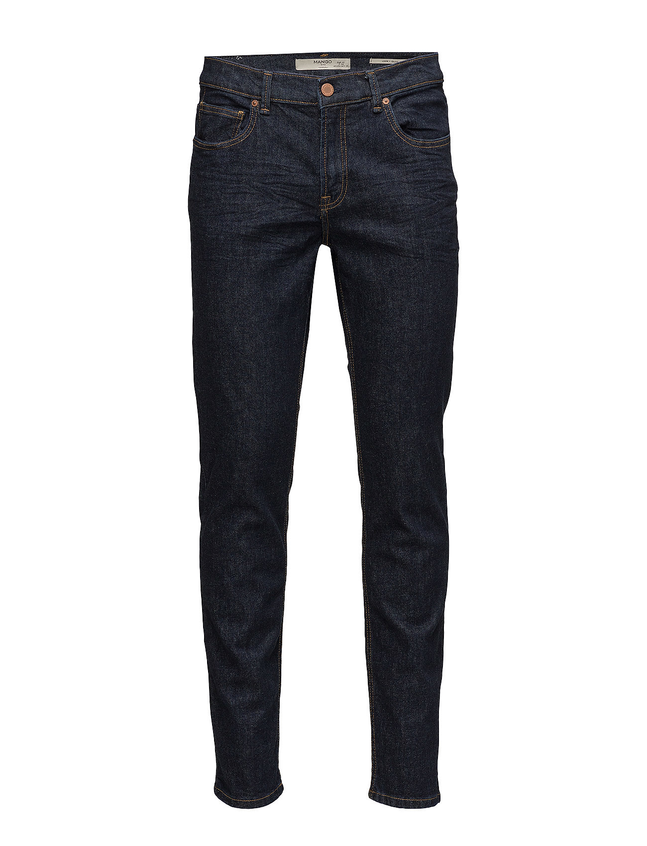 Slim-Fit Dark Wash Jan Jeans thumbnail