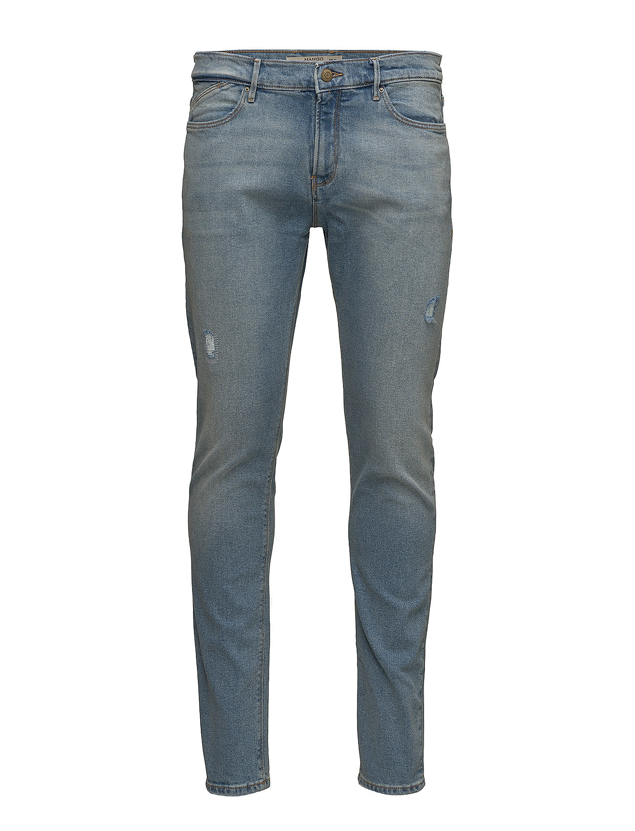 Skinny Light Wash Jude Jeans thumbnail