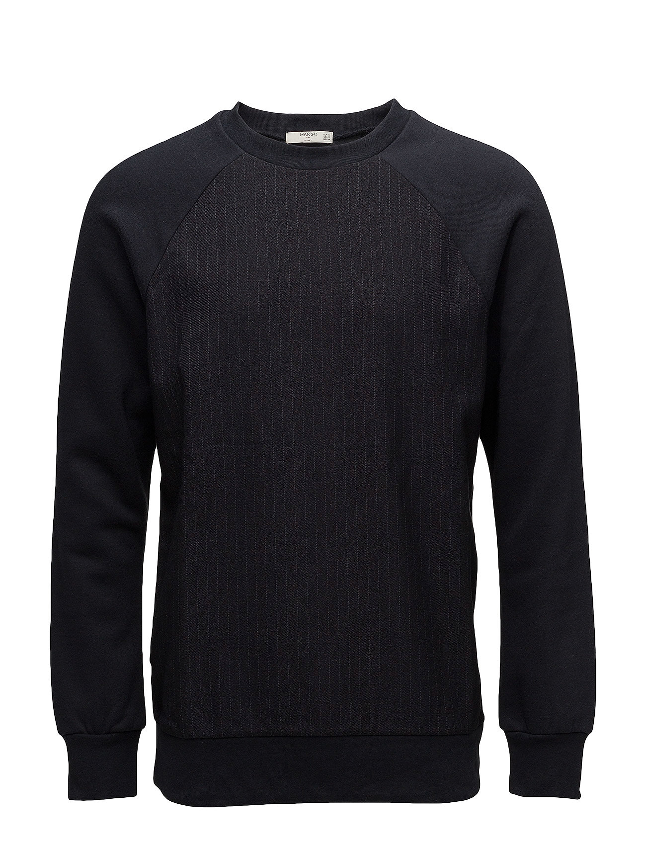 Striped Cotton-Blend Sweatshirt thumbnail
