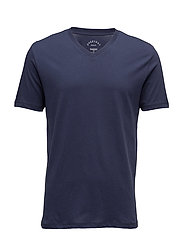 Essential cotton t-shirt - NAVY