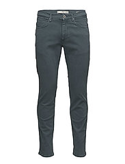 Slim-fit green Patrick jeans - GREEN