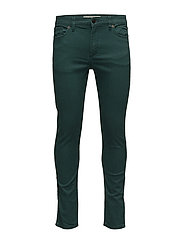 Slim-fit Alex jeans - DARK GREEN