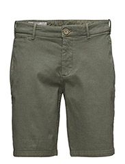 Chino bermuda shorts - GREEN