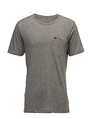Pocket cotton t-shirt - GREY