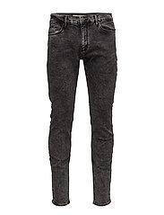 Skinny vintage wash Jude jeans - OPEN GREY