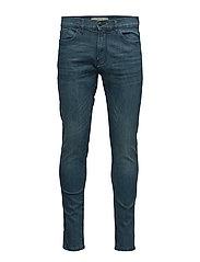 Skinny medium wash Jude jeans - GREEN
