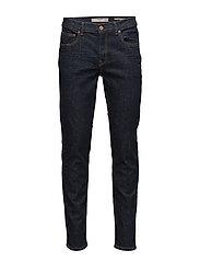 Slim-fit dark wash Jan jeans - OPEN BLUE