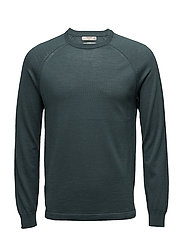 Merino wool sweater - TURQUOISE - AQUA