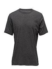 Slub-cotton t-shirt - GREY