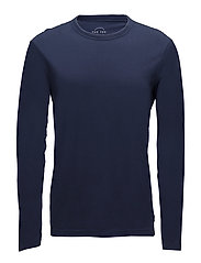Essential cotton t-shirt - NAVY