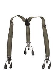 Adjustable elastic braces - BEIGE - KHAKI