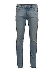 Skinny light wash Jude jeans - OPEN BLUE