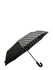 Print folding umbrella - BEIGE - KHAKI