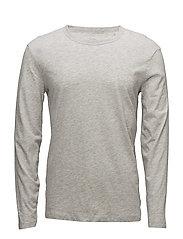 Essential cotton t-shirt - GREY