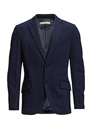 Jersey blazer - Navy