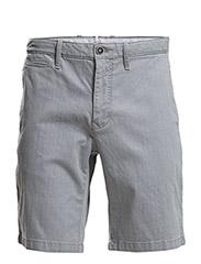 Cotton bermuda shorts - Grey