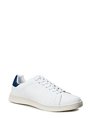 Lace-up sneakers - WHITE