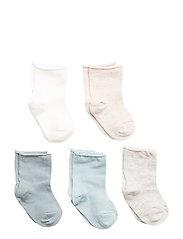 Organic cotton socks pack - GREEN