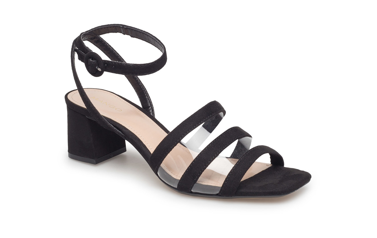 Mango Breathable panel sandals