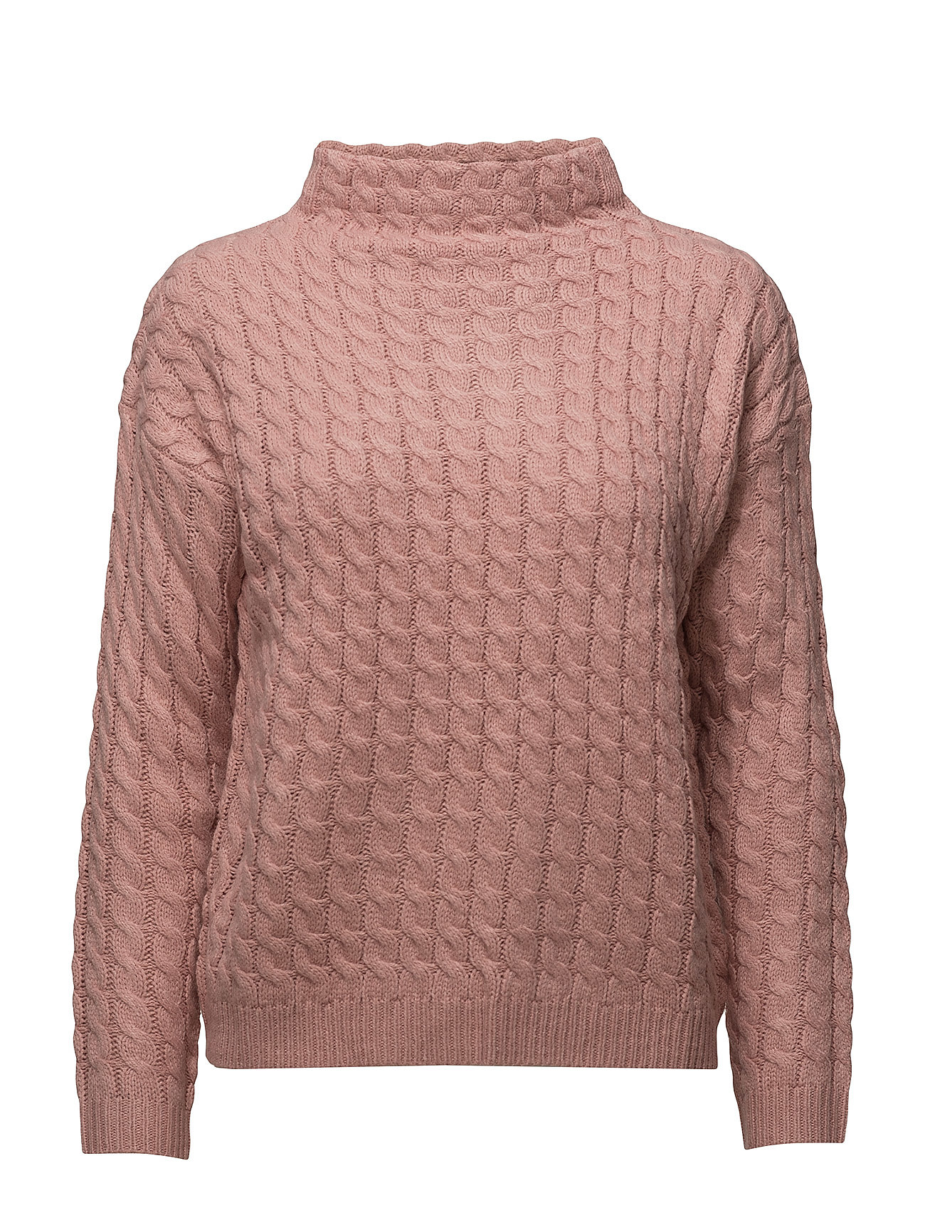 Image of Knitted Braided Sweater (2778818567)