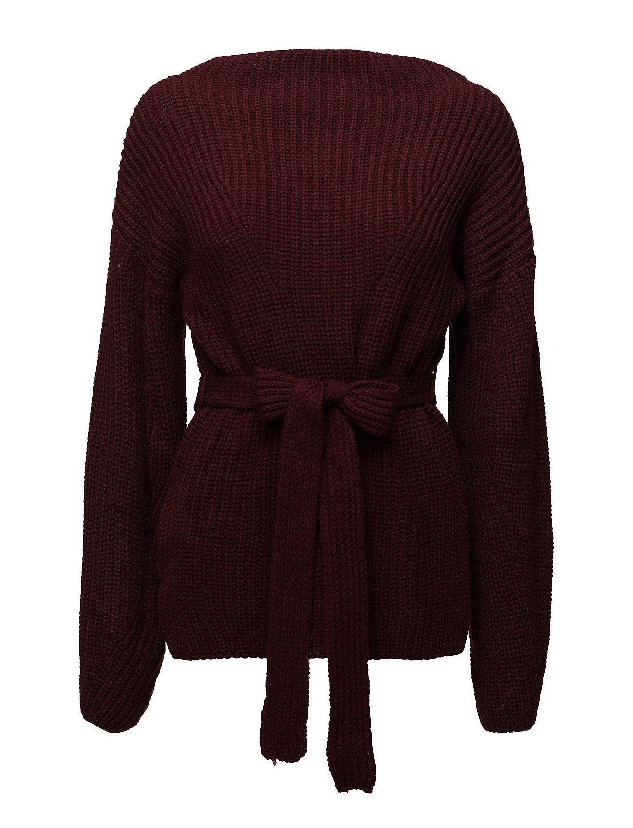 Mango Bow knit sweater