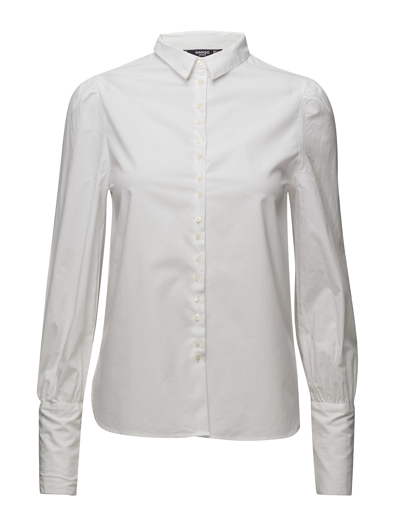 Image of Puffed Sleeves Shirt (2669790335)