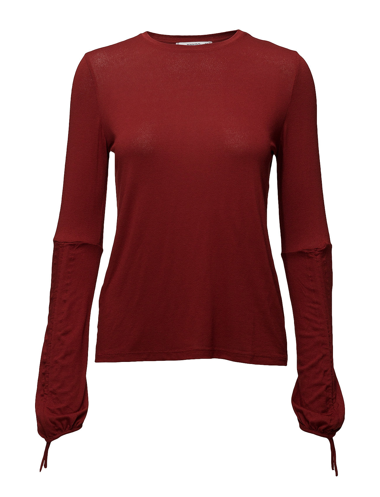 Image of Puffed Sleeves T-Shirt (2789555633)