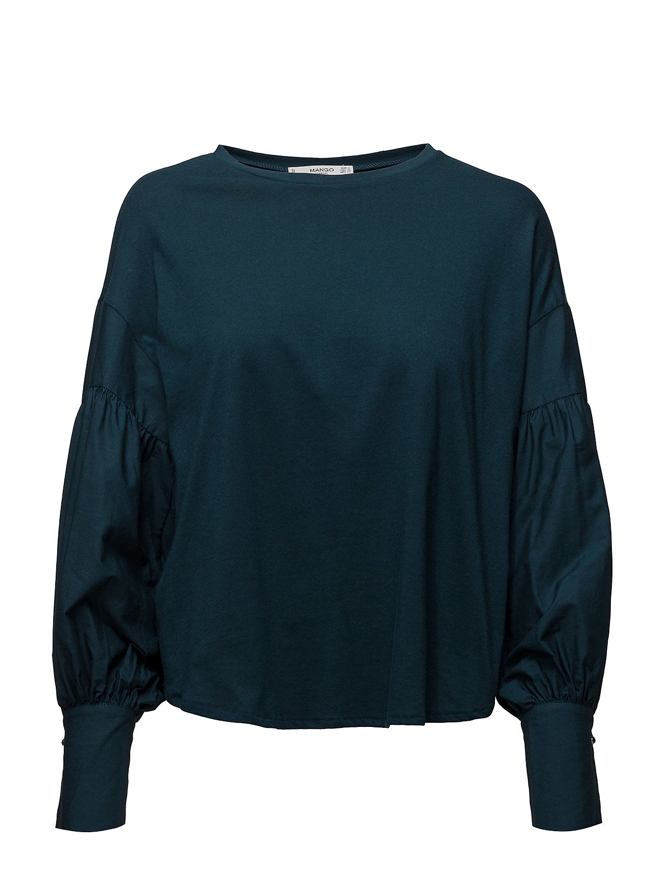 Image of Puffed Sleeves T-Shirt (2804147969)