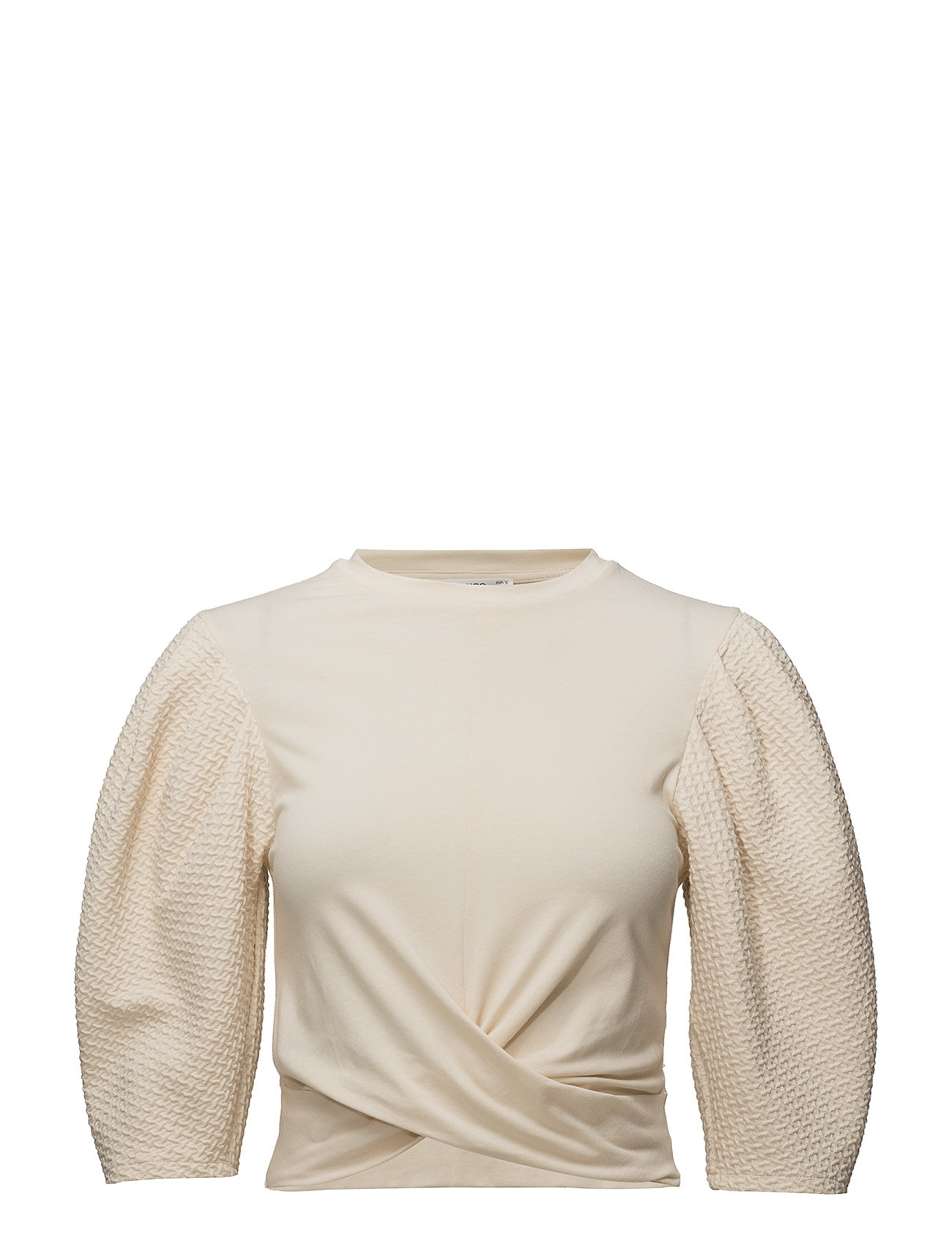 Image of Puffed Sleeves T-Shirt (2789555599)