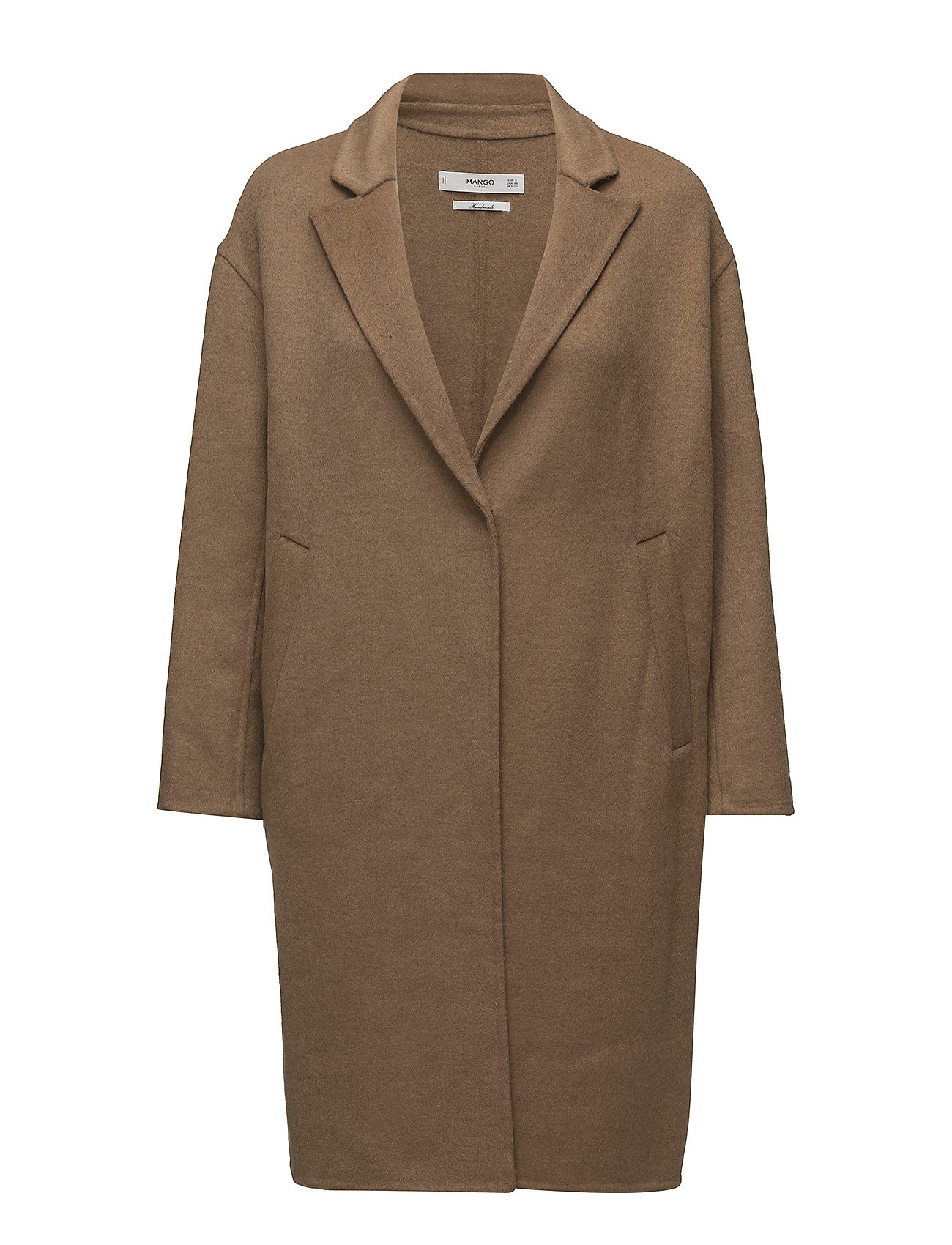 Mango Wool handmade coat