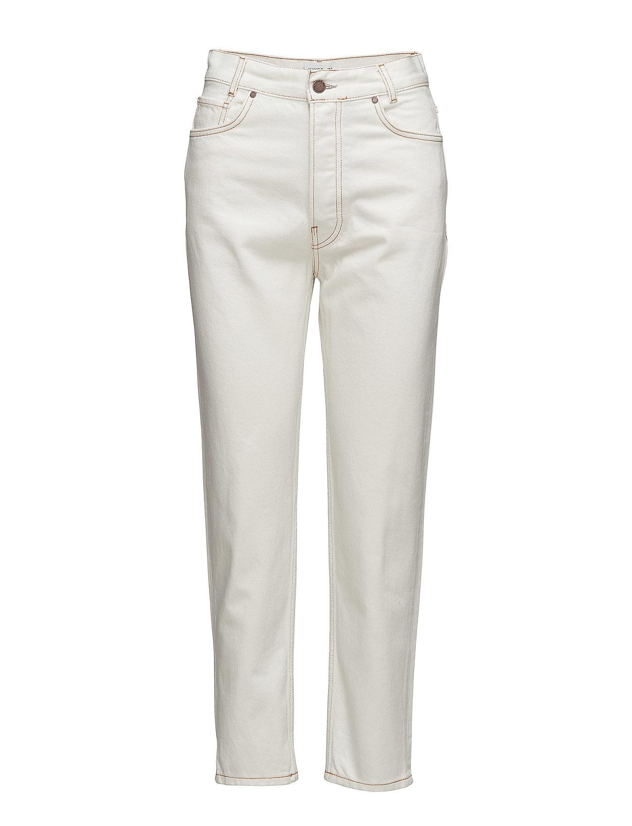 Mango Judith straight jeans