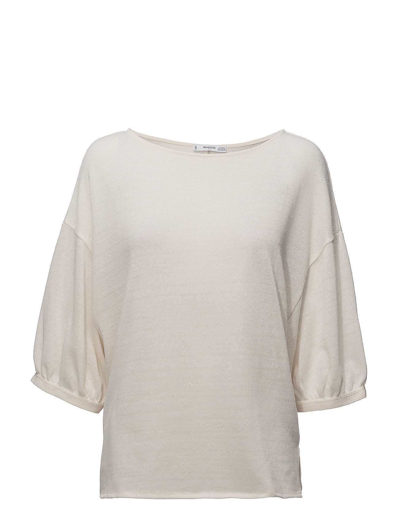 Image of Puffed Sleeves T-Shirt (2995282137)