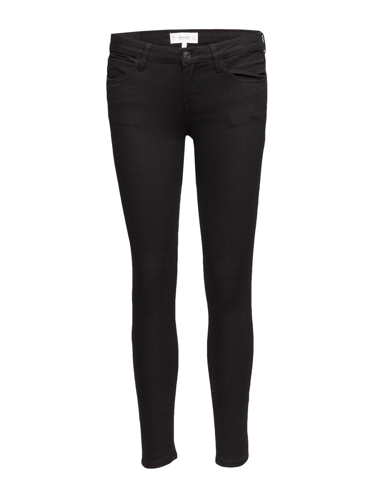 Skinny Paty Jeans Mango Skinny til Kvinder i Open Grey