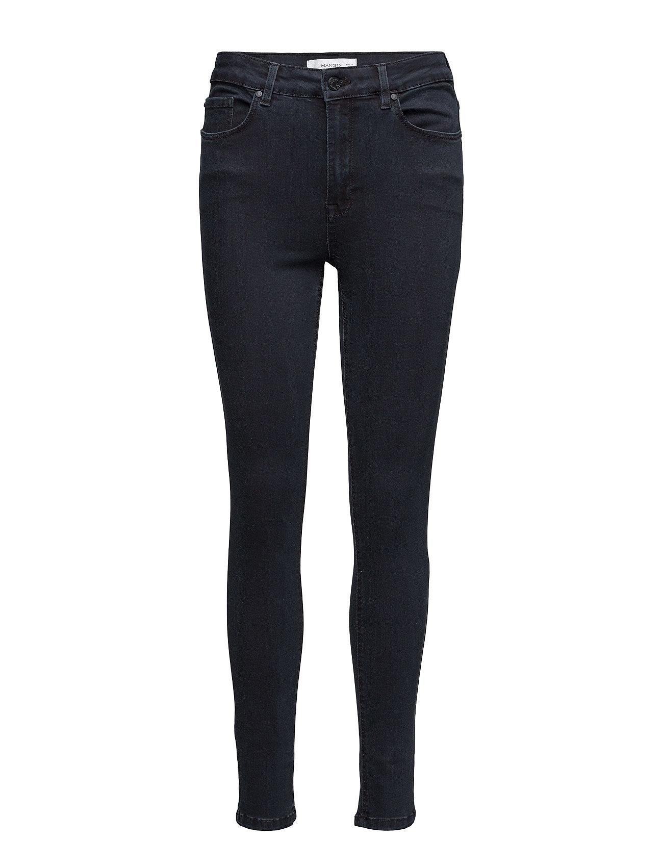 Soho Skinny Jeans Mango Skinny til Kvinder i Mørkeblå