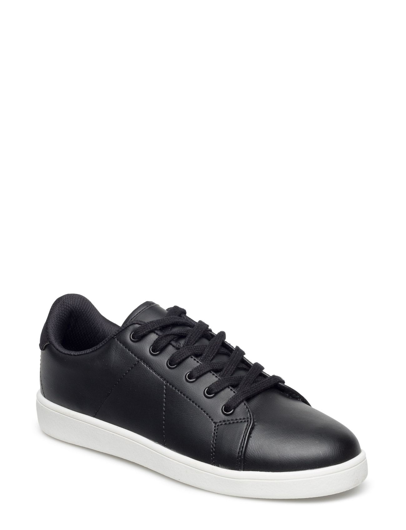 Lace-Up Sneakers Mango Sneakers til Kvinder i Sort