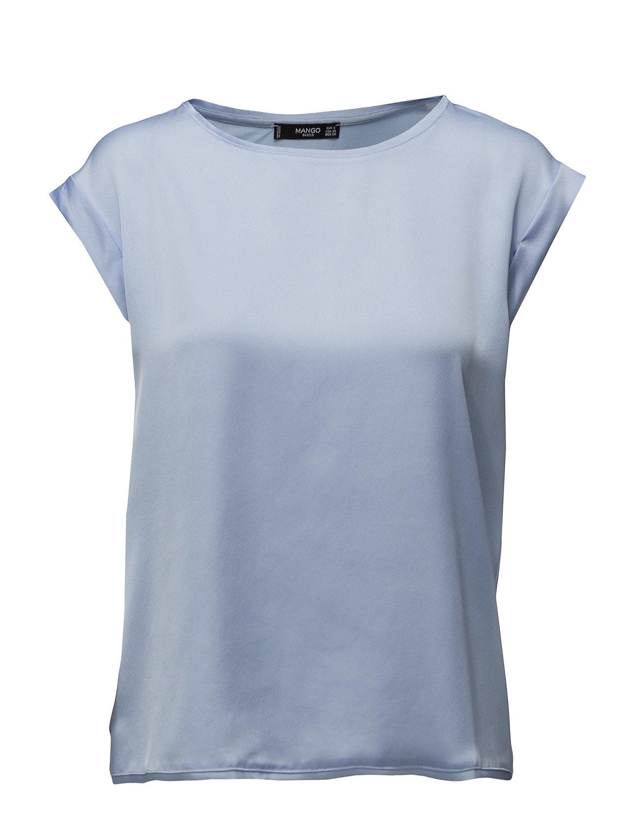 Flowy T-Shirt Mango T-shirts & toppe til Kvinder i