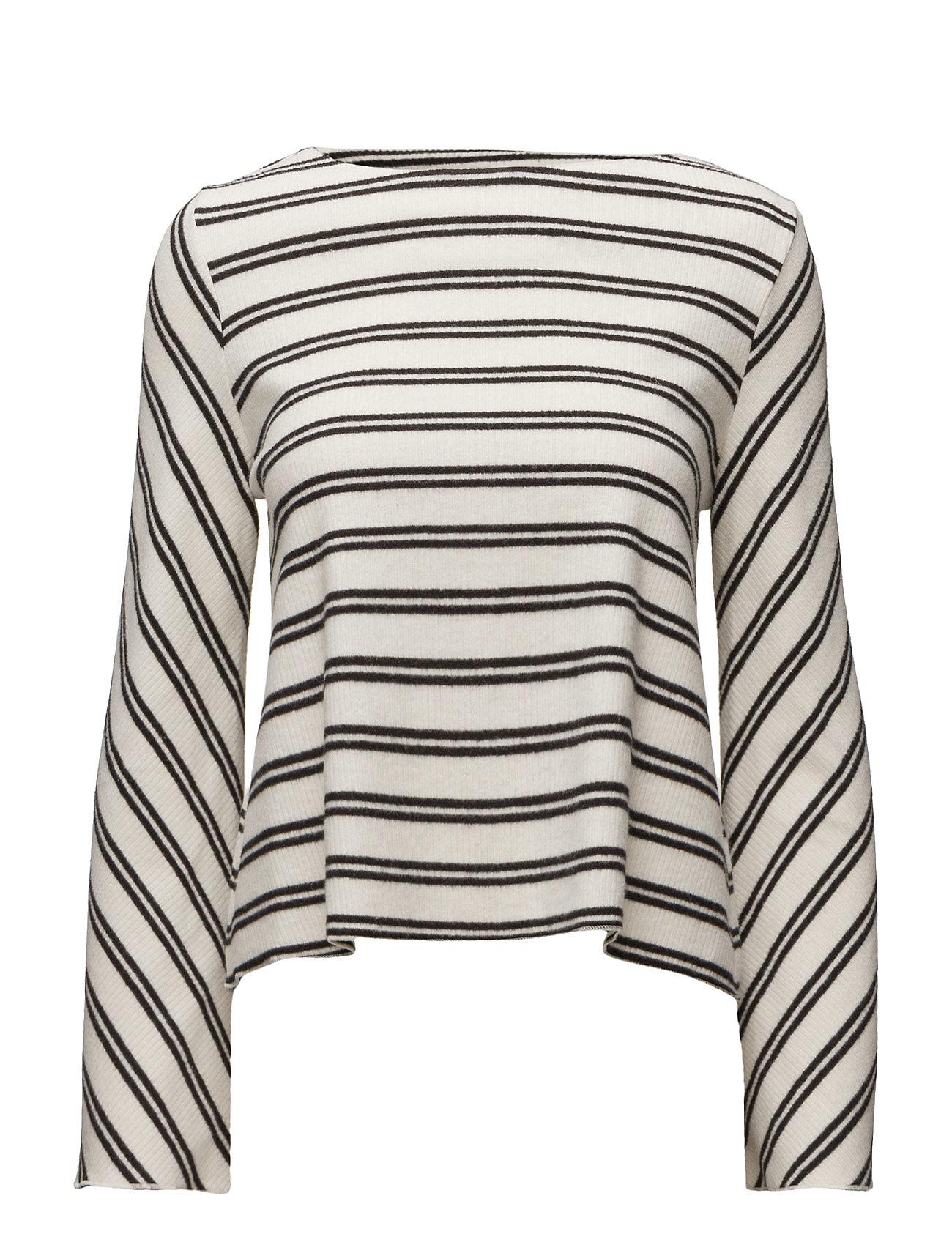 Flared Sleeves Sweater Mango Sweatshirts til Damer i