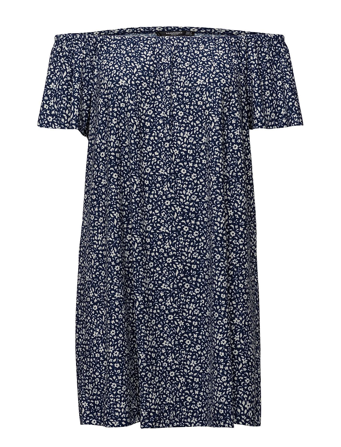 Off-Shoulder Dress Mango Korte kjoler til Damer i