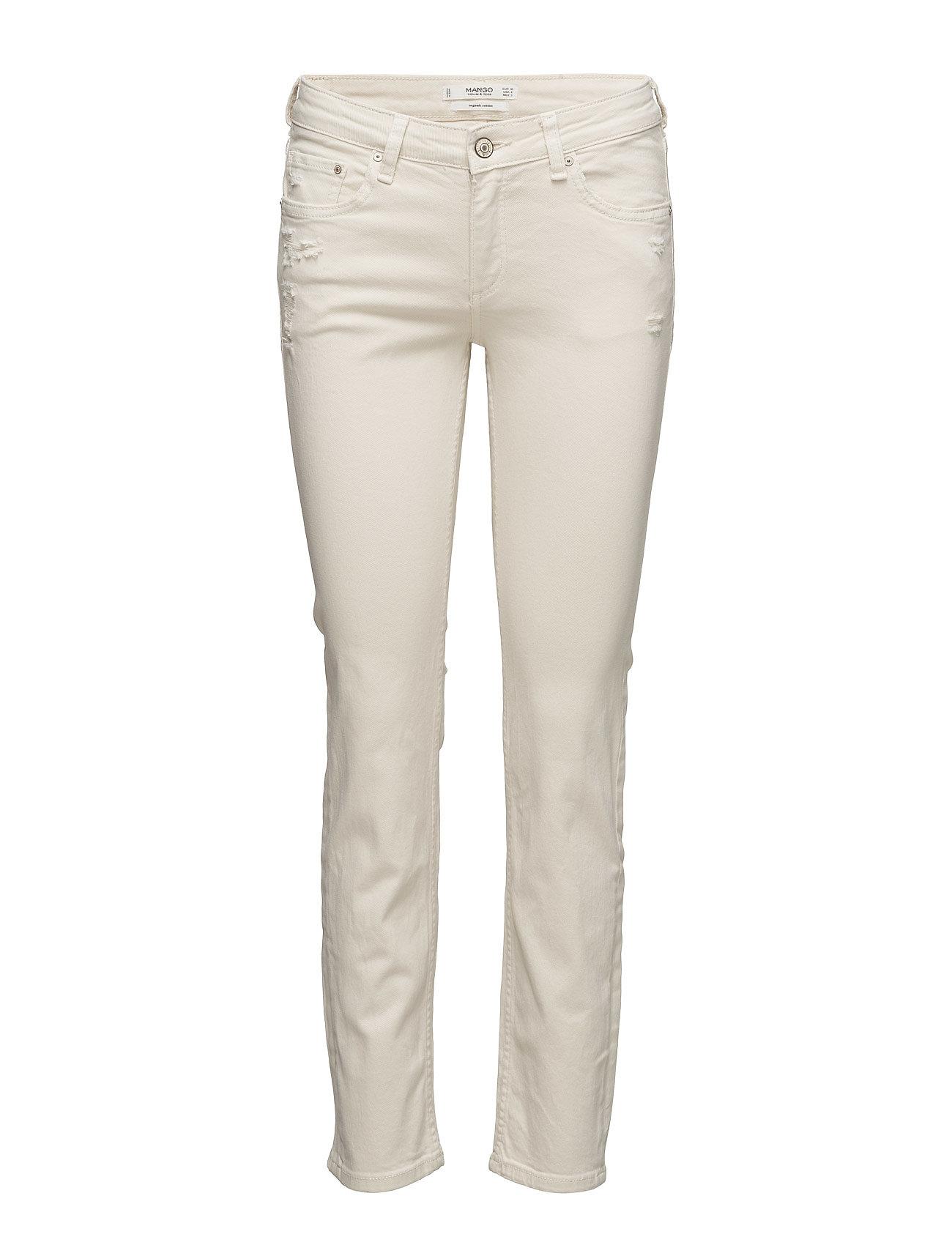 Eco Straight Alice Jeans Mango Bukser til Damer i